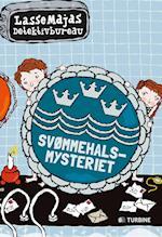 Svømmehalsmysteriet (LasseMajas detektivbureau)