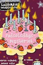 Fødselsdagsmysteriet (LasseMajas detektivbureau)