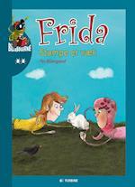 Frida - Stampe er væk (Billebøgerne Frida serien)