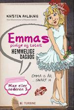 Emmas pinlige og totalt hemmelige dagbog (Nice eller nederen, nr. 3)
