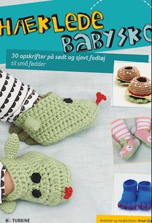 Få Hæklede babysko af Kristi Simpson som Hæftet bog på dansk