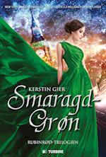 Smaragdgrøn af Kerstin Gier