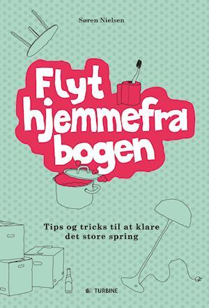 Bog, indbundet Flyt hjemmefra-bogen af Søren Nielsen