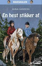 En hest stikker af (rideskolen)