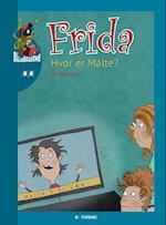 Frida - hvor er Malte? (Billebøgerne)