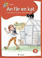 An får en kat af Kirsten Ahlburg