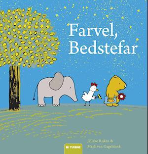 Bog, indbundet Farvel, bedstefar af Jelleke Rijken