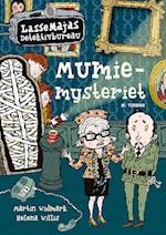 Mumiemysteriet (LasseMajas detektivbureau)