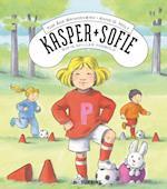 Sofie spiller fodbold (Kasper Sofie)