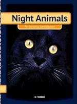 Night animals (My First Book)
