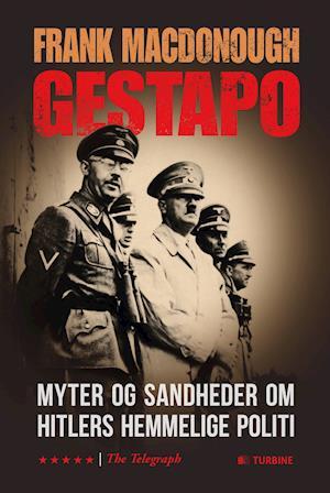 Bog, indbundet Gestapo af Frank Mcdonough