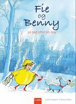 Fie og Benny på jagt efter en bog