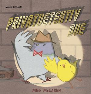 Bog, indbundet Privatdetektiv Due af Meg McLaren