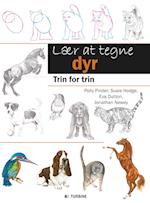 Lær at tegne dyr - trin for trin