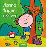 Nanna tager i skoven