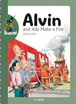Alvin and Ada make a fire (The beetle books)