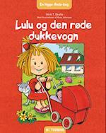 Lulu og den røde dukkevogn (En kigge-finde-bog)