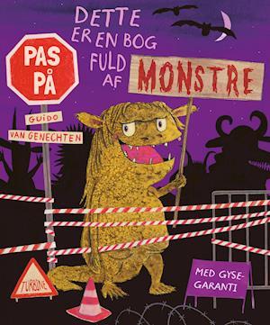 Dette er en bog fuld af monstre