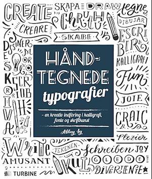 Håndtegnede typografier
