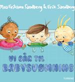 Vi går til babysvømning