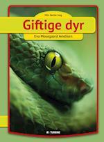 Giftige dyr (Min første bog)