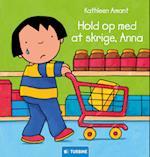 Hold op med at skrige, Anna (Anna-serien)