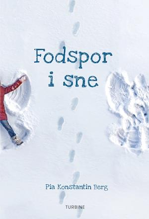 Bog, hardback Fodspor i sne af Pia Konstantin Berg