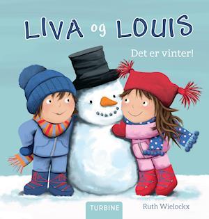 ruth wielockx Liva og louis. det er vinter! på saxo.com
