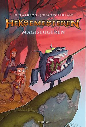 niklas krog – Heksemesteren - magislugeren fra saxo.com