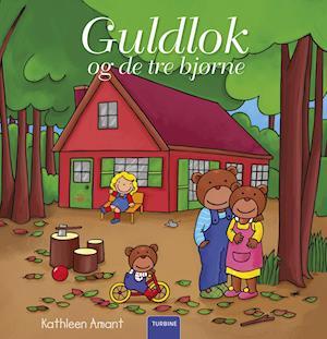 kathleen amant Guldlok og de tre bjørne-kathleen amant-bog på saxo.com