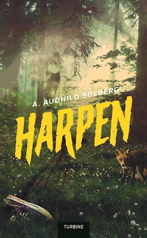 a. audhild solberg Harpen-a. audhild solberg-bog fra saxo.com
