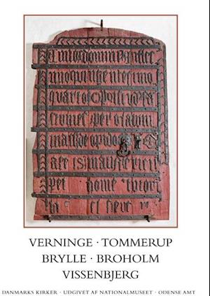 Bog, hæftet Danmarks Kirker: Odense amt, hft. 31-32 af Kirstin Eliasen, Lasse J. Bendtsen