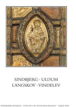 Bog, hæftet Danmarks Kirker: Vejle amt, hft. 20 af Ebbe Nyborg, Niels Jørgen Poulsen