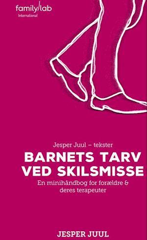 Bog, paperback Barnets tarv ved skilsmisse af Jesper Juul
