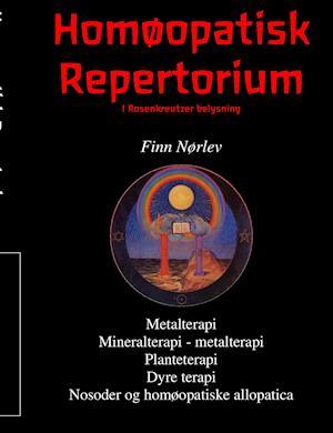 Få Homøopatisk Repertorium I Rosenkreutzer Belysning Af Rudolf