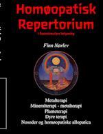 Homøopatisk Repertorium I Rosenkreutzer belysning