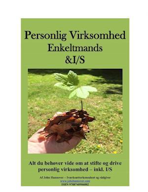Bog, paperback Personlig virksomhed - Enkeltmands & I/S af John Hannover