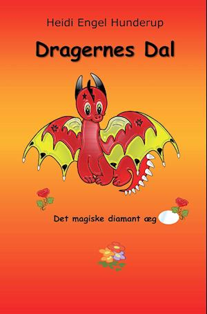 Bog, hardback Dragernes Dal af Heidi Engel Hunderup
