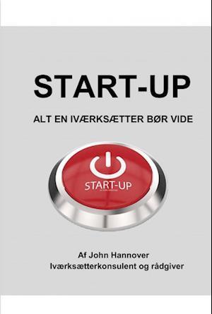 Bog, indbundet Start-up af John Hannover
