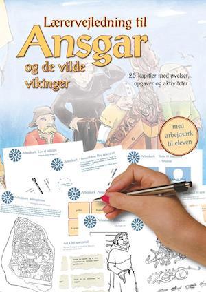 Lærermateriale til Ansgar og de vilde vikinger