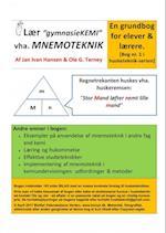 "Lær ""gymnasiekemi"" vha. mnemoteknik (Husketeknik serien, nr. 1)"