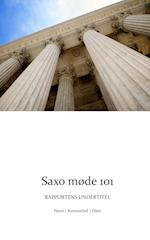 Saxo møde 101