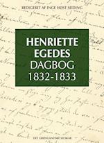 Henriette Egedes Dagbog 1832-1833