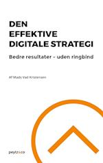 Den effektive digitale strategi