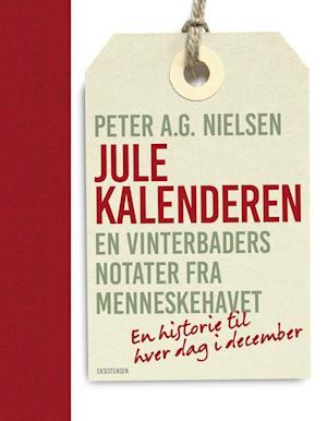 Julekalenderen af Peter A.G. Nielsen