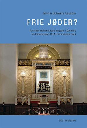 Frie jøder? af Martin Schwarz Lausten