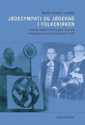 Jødesympati og Jødehad af Martin Schwarz Lausten