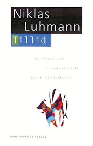 Bog hæftet Tillid af Niklas Luhmann