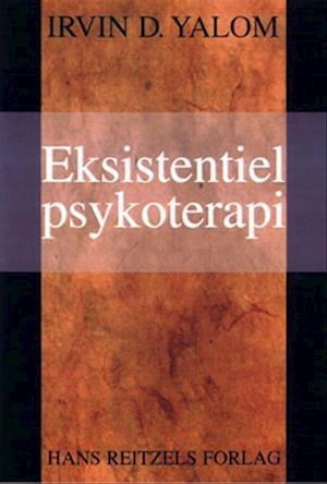 Bog, hæftet Eksistentiel psykoterapi af Irvin D. Yalom