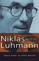 Niklas Luhmann af Georg Kneer, Armin Nassehi